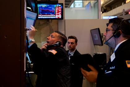 Цена на нефть снова взлетела