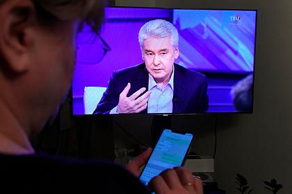 Собянин объяснил отказ от введения пропускного режима