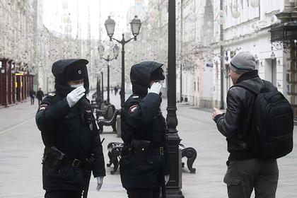 Троих москвичей с коронавирусом оштрафовали