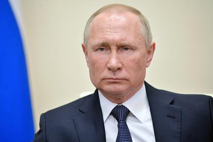 Путин объяснил длительность карантина в России