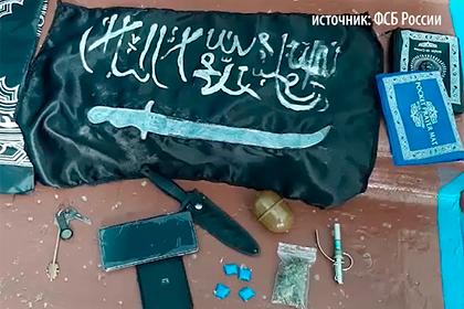Обнародована оперативная съемка ФСБ с готовившими теракты в России боевиками