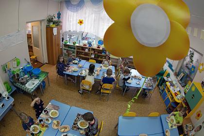 Семь детсадов построят в российском регионе за год