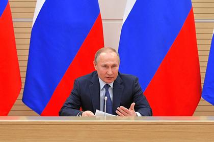 Путин выразил готовность договориться с США и Саудовской Аравией по нефти