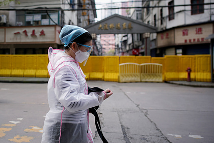 В ВОЗ оценили вероятность передачи коронавируса по воздуху