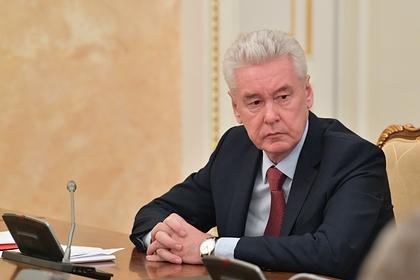 Собянин рассказал об осуждающих пикники во время коронавируса москвичах
