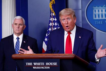 Трамп разрешил хранить нефть в стратегическом резерве