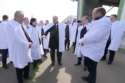 Лукашенко рассказал о своей отдушине во время пандемии коронавируса