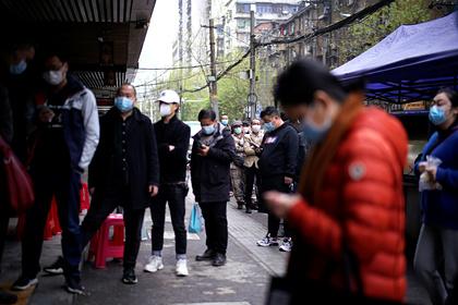 В Китае коронавирус остался у 2 процентов граждан