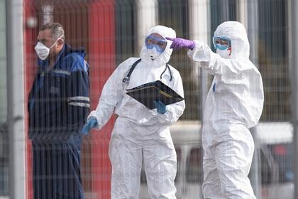 Число заразившихся коронавирусом в Москве превысило три тысячи