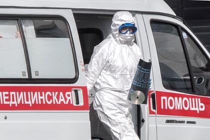 В России зафиксировано 582 новых случая заражения коронавирусом