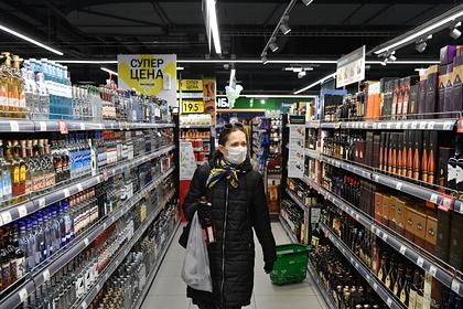 В Минздраве предложили ограничить продажу крепкого алкоголя в России