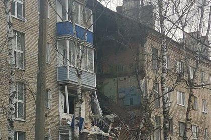 Названы предварительные причины взрыва в подмосковной многоэтажке