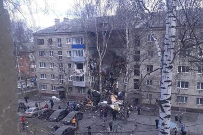 Стало известно о состоянии пострадавших после взрыва в подмосковной многоэтажке