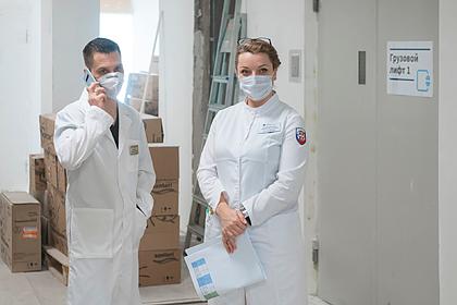 Зараженные коронавирусом москвичи нарушили режим изоляции