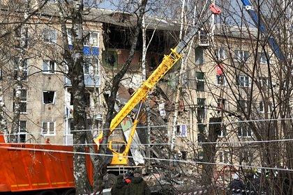 Число погибших при взрыве в подмосковной многоэтажке выросло до двух