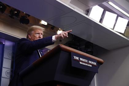 Трамп выразил готовность ввести пошлины на импорт нефти в США