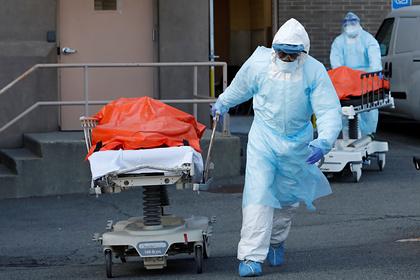 В Нью-Йорк введут войска для борьбы с коронавирусом