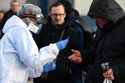 Россиянам сделали почти 700 тысяч анализов на коронавирус