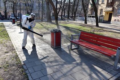 Украина оказалась на уровне Африки по тестированию на коронавирус