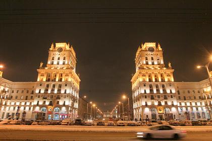 Белоруссия отменила все поезда в Москву