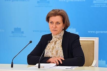 В России заявили об избежании взрывного роста заражения коронавирусом