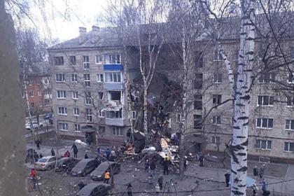 Пострадавший от взрыва жилой дом в Подмосковье восстановят
