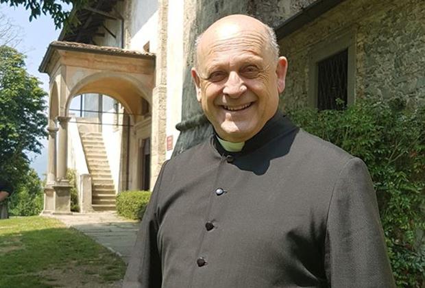 Cвященник Джузеппе Берарделли