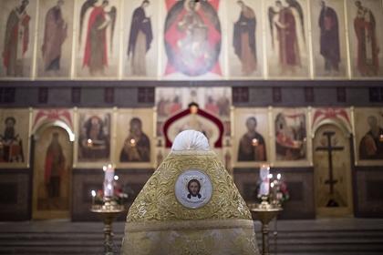 Три священника РПЦ заразились коронавирусом в Москве