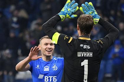 Футболистов «Динамо» уговорили отказаться от 40 процентов зарплаты