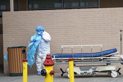Журналистов ВГТРК атаковали сотрудники больницы в Нью-Йорке