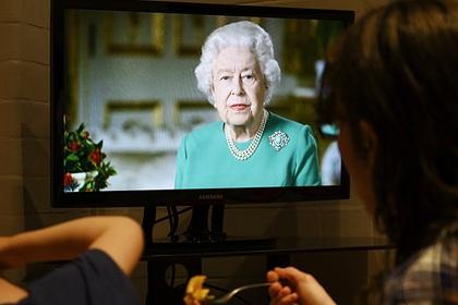 Елизавета II обратилась к нации в связи с эпидемией коронавируса