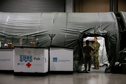 США предрекли коронавирусный «Перл-Харбор»