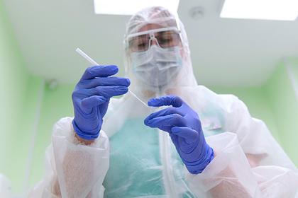 Стала известна стоимость домашнего теста на коронавирус в России