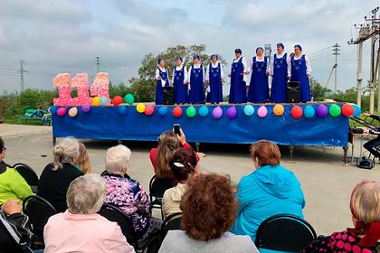 Активно развивающееся село крупнейшего острова России получит дом культуры