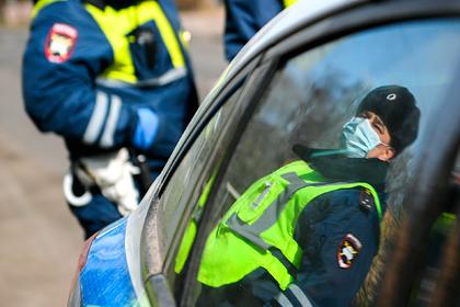 Пьяный начальник российского отделения ГИБДД устроил аварию надороге
