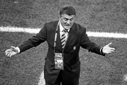 Умер бывший тренер «Реала» и «Барселоны»