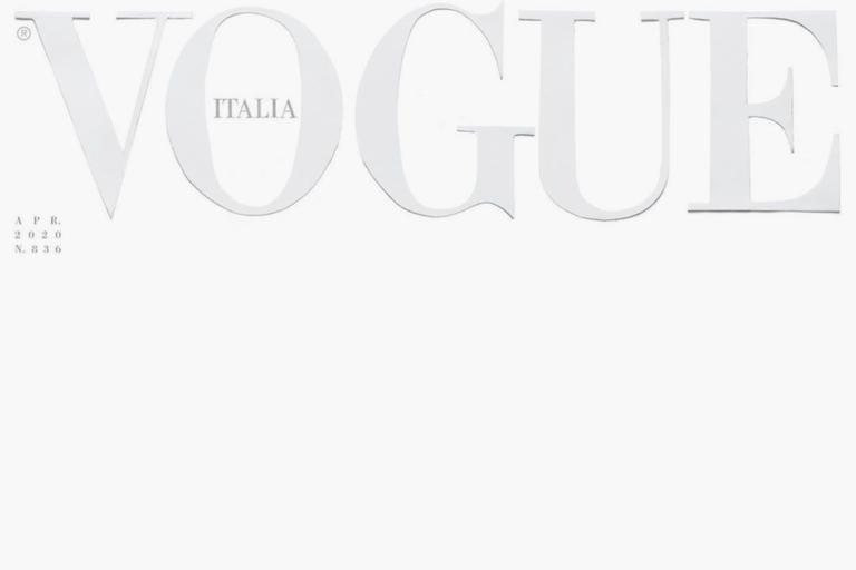 Впервые в истории журнал Vogue выйдет с пустой обложкой: Явления ...