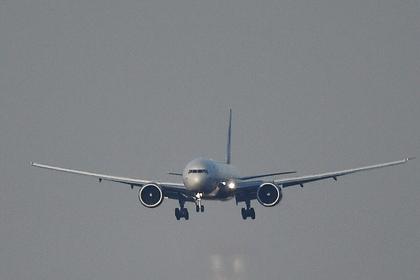 Самолёт с россиянами вылетел из Нью Йорка в Москву