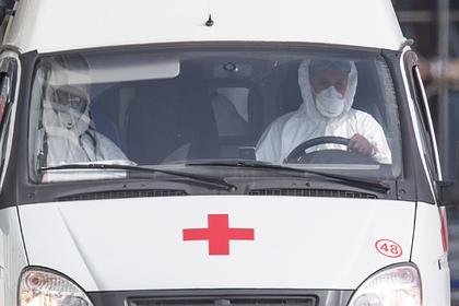 Еще в одном российском регионе умер первый человек с коронавирусом