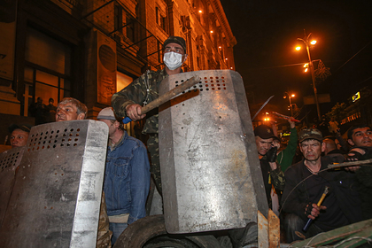 Следователь получил обвинение по делам Майдана