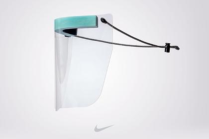 Nike отправил врачам защитные маски из кроссовок для защиты от коронавируса