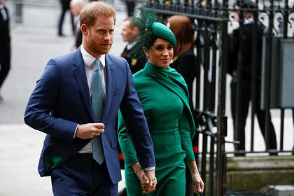 Принцу Гарри и Меган Маркл предрекли непростое будущее из-за коронавируса