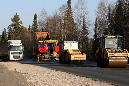 В Уфе досрочно начались дорожные работы