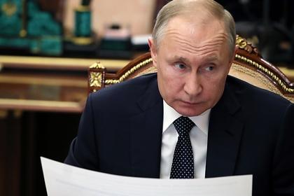 В Кремле прояснили формат нового обращения Путина по коронавирусу