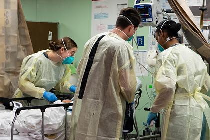 Число зараженных коронавирусом в США превысило 400 тысяч