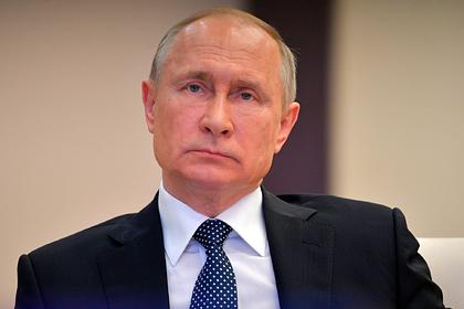 Путин дал неотложную задачу по борьбе с коронавирусом