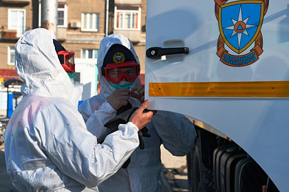 Путин поручил регионам решать проблему с распространением коронавируса