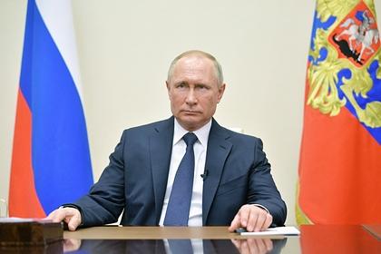 Путин прокомментировал ситуацию с коронавирусом в Москве