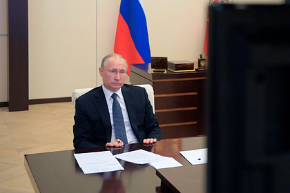 Путин высказался о закрытии регионов из-за коронавируса