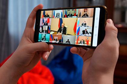 Путин анонсировал новый план поддержки экономики